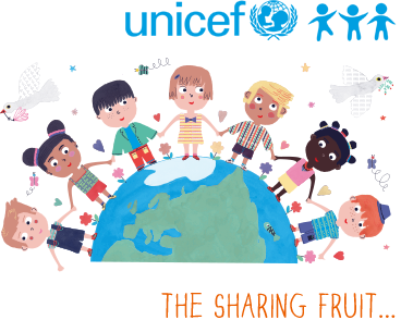 The sharing fruit