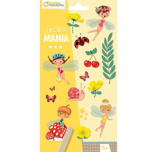 Rotolo di carta da disegno 90 g 5 m x 0,35 m Avenue Mandarine GY079C Graffy per pennarelli e pennarelli