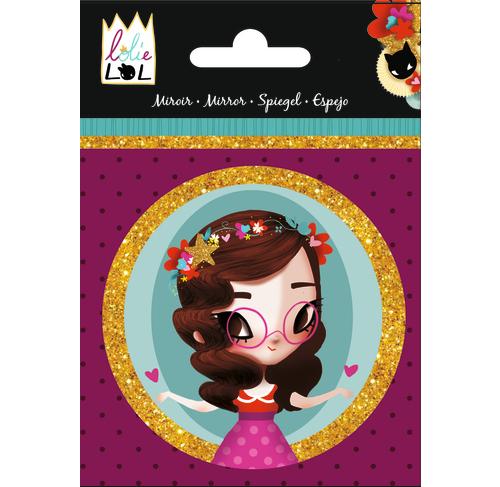 Card Avenue Mandarine Lolie LOL Lilie 3D Charakter Creative Kit